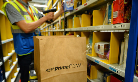 Paris panicked by Amazon's new express delivery service
