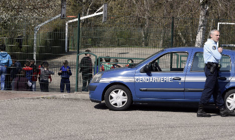 French boy, 11, charged with attempted murder of pupil