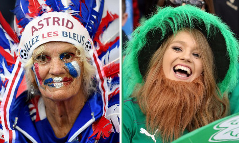 Five things you didn't know about France and Ireland