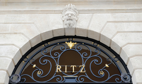 Paris Ritz hotel to open after four-year makeover