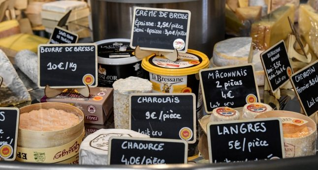 Best Briehaviour: Your guide to French cheese etiquette