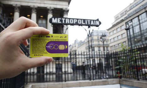 Is cost of Paris public transport about to go uphill?