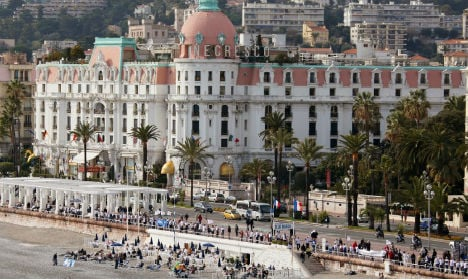 Promenade des Anglais: The iconic heart of the French Riviera