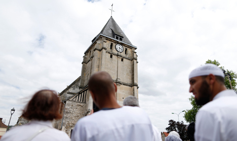 Christians and Muslims to mourn murdered French priest