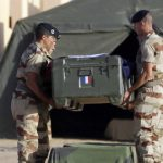 France confirms troops in Libya after three die in combat