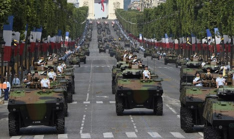 France to supply Iraq artillery as it steps up fight against Isis