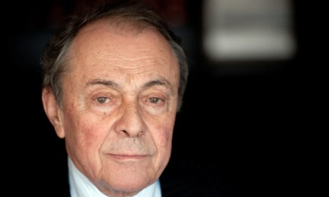 Former French PM Michel Rocard dies at 85