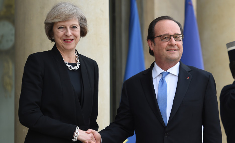 Hollande tells Brits they can stay but expat worries persist