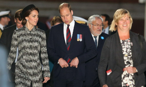 Prince William honours lost Somme generation in France