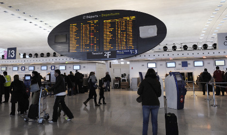 Air France passengers set for week of travel misery