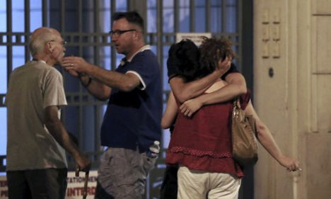 Who were the victims of the Nice truck rampage?