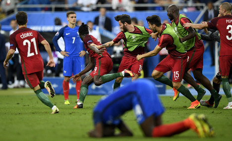 Portugal stun France to win Euro 2016 in extra-time