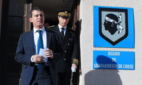 France rejects Corsica's demands over its language