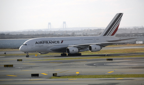 Air France strike grounds 20 percent of flights