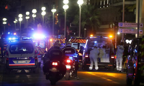 IN IMAGES: At least 84 killed in truck 'attack' in Nice