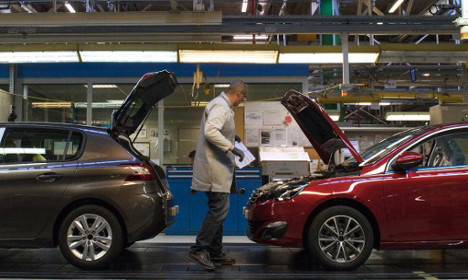Hopes hit as France reports 'disappointing' zero growth
