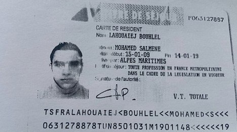 France not convinced of Nice killer's Isis links
