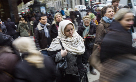 Frenchwoman 'wrongly fired for refusing to remove hijab'