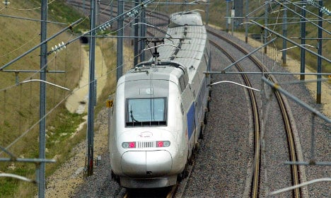 It's official: These are France's least reliable TGV lines