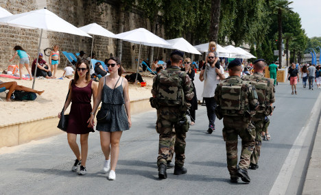 France could cancel summer events over terror fears