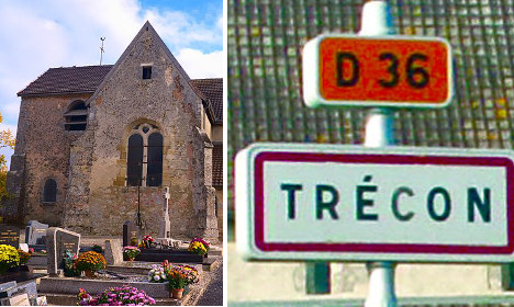 'Very Stupid' village in France honoured for its silly name