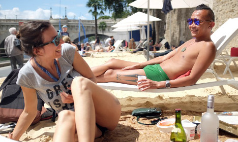 Paris Plages: Why you should get down to the beach