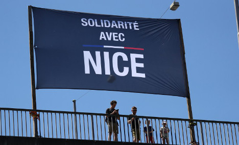 One week on: Nice fearful but defiant after truck rampage
