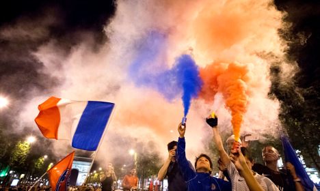 Euro 2016 success gets France smiling again
