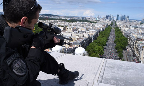 Summer events cancelled in Paris over 'lack of security'