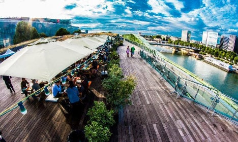 Six outdoor bars in Paris you simply must visit