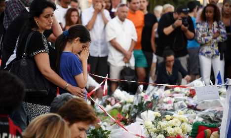 Who were the victims of the Bastille Day attack in Nice?