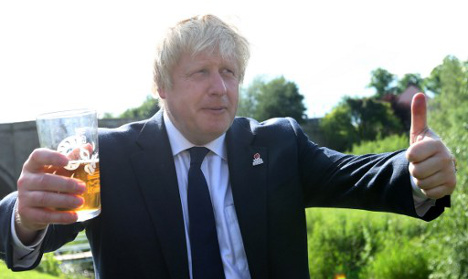 French politicians and public bemused by 'liar' Boris Johnson