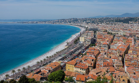Nice attack is another hit to French tourism industry