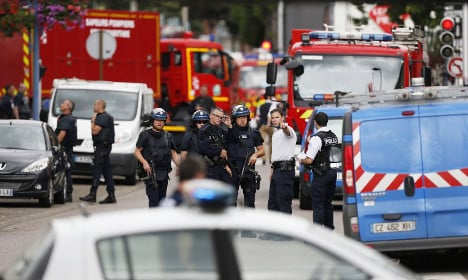 What we know about the attack on the French church