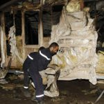 3,000 evacuated, one fireman dead in French campsite fire