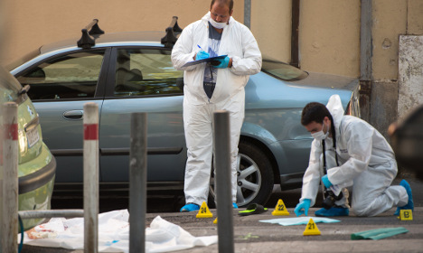Two killed in Marseille 'gangland' attack