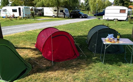 Tourist, aged 8, victim of sex attack on French campsite