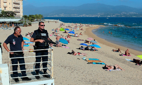 Summer sun can't mask creeping anxiety in France
