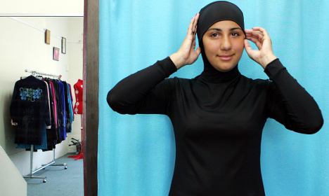 Another French Riviera resort bans burqinis