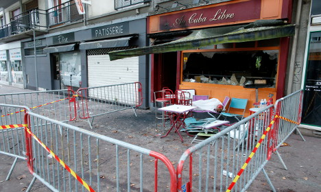 At least 13 killed in France bar fire