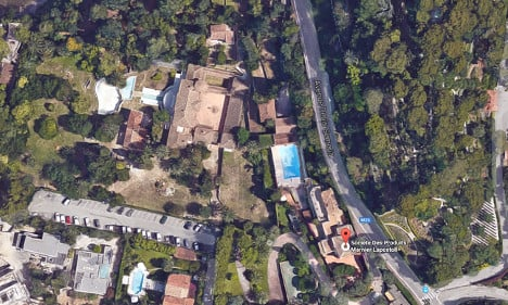'World's priciest home' on sale in French Riviera for €1 billion