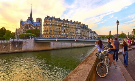 Here's why France is still world's top tourist destination