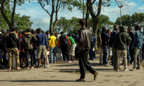 Majority in France against immigration