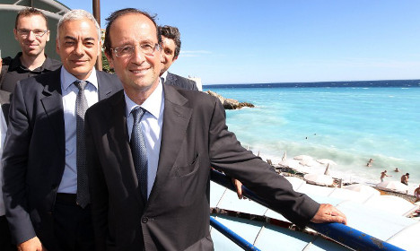 French ministers ordered to stay home for holidays