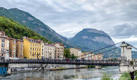 Grenoble named France's best city to be a student