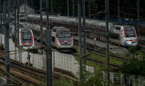 France told there's no more money for TGVs
