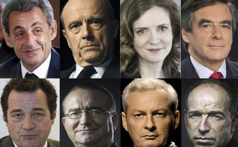 Race officially opens to be the next president of France