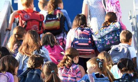 Do pupils in France suffer from too many holidays?