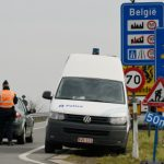 Belgian police return migrants to France... and are arrested