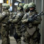 Isis suspects 'linked to Paris attackers' held in Germany